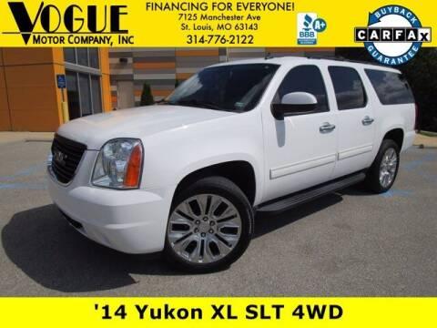 2014 GMC Yukon XL for sale at Vogue Motor Company Inc in Saint Louis MO