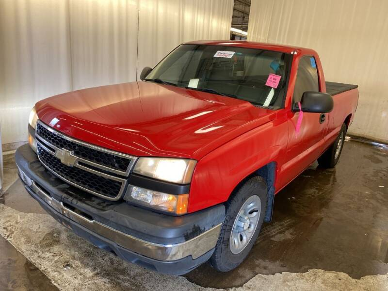 2006 Chevrolet Silverado 1500 for sale at Doug Dawson Motor Sales in Mount Sterling KY