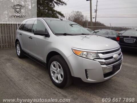 2013 Ford Edge for sale at Hyway Auto Sales in Lumberton NJ