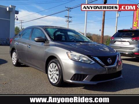 2017 Nissan Sentra for sale at ANYONERIDES.COM in Kingsville MD