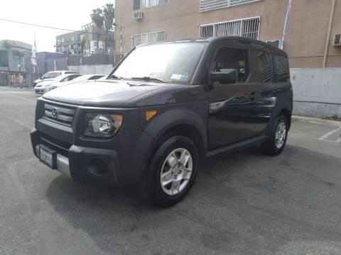 2008 Honda Element for sale at Western Motors Inc in Los Angeles CA