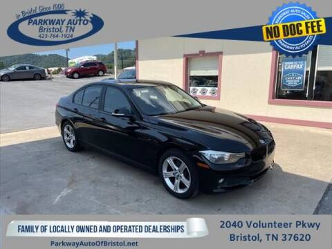 2014 BMW 3 Series for sale at PARKWAY AUTO SALES OF BRISTOL in Bristol TN