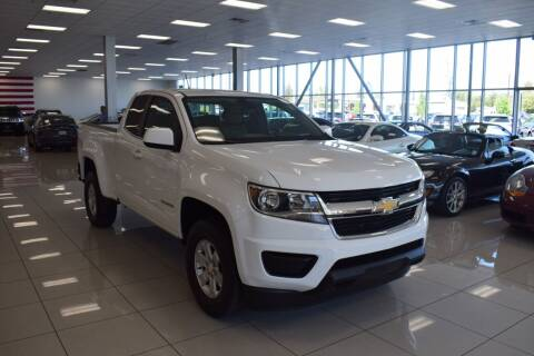 2018 Chevrolet Colorado for sale at Legend Auto in Sacramento CA