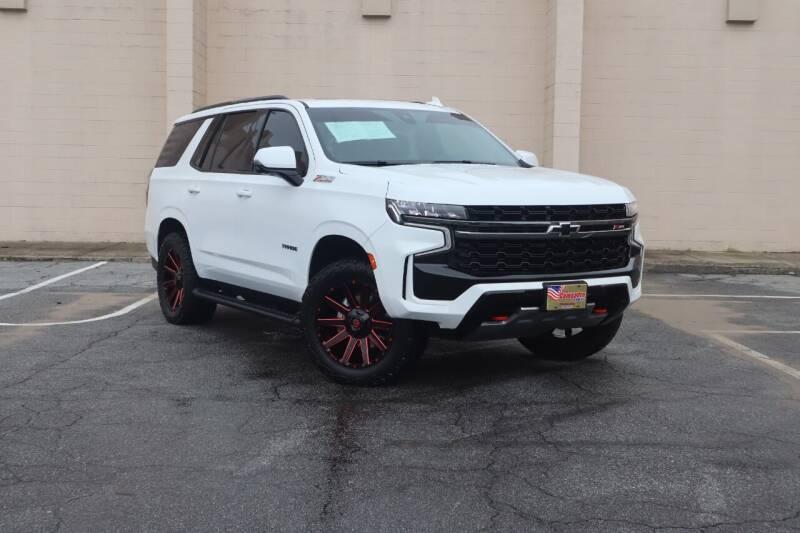 2021 Chevrolet Tahoe for sale at El Compadre Trucks in Doraville GA