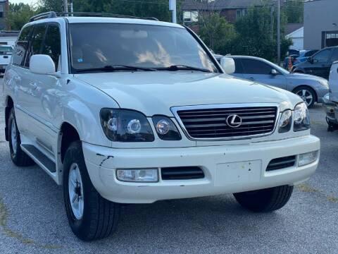 2001 Lexus LX 470 for sale at IMPORT Motors in Saint Louis MO