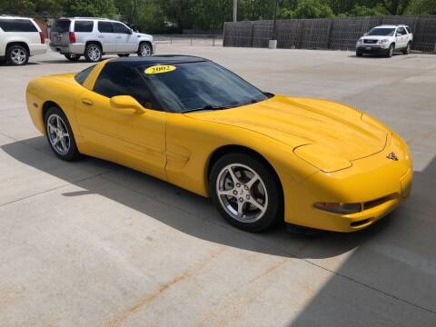 2002 Chevrolet Corvette for sale at Tigerland Motors in Sedalia MO