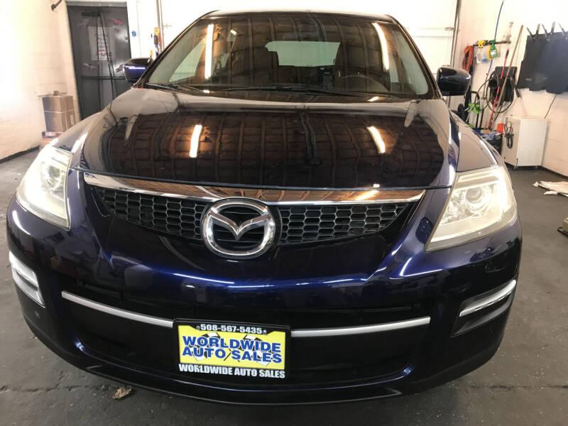 2009 Mazda CX-9 for sale at Worldwide Auto Sales in Fall River MA