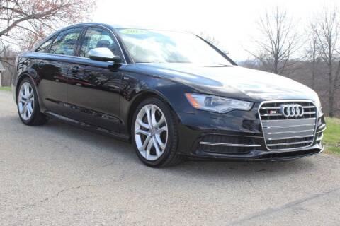 2013 Audi S6 for sale at Harrison Auto Sales in Irwin PA