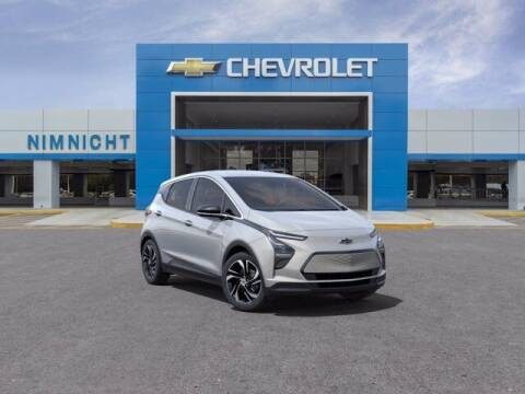 2022 Chevrolet Bolt EV for sale at WinWithCraig.com in Jacksonville FL