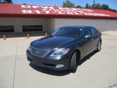 2008 Lexus LS 460 for sale at DFW Auto Leader in Lake Worth TX