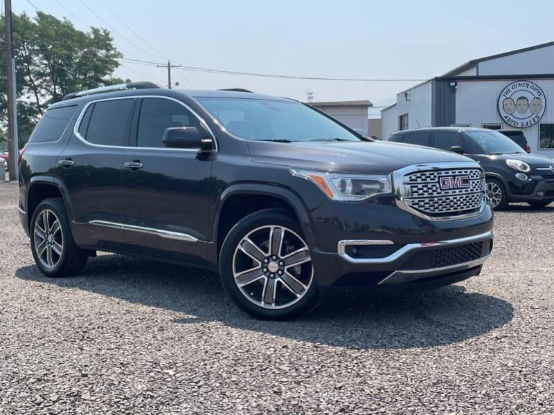 2018 GMC Acadia for sale at The Other Guys Auto Sales in Island City OR