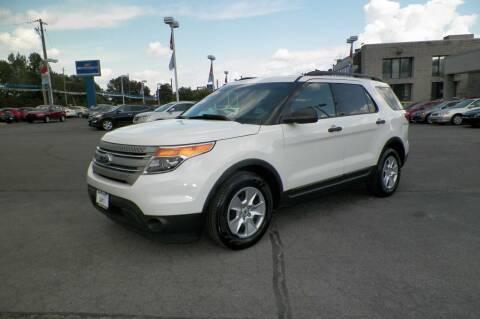 2012 Ford Explorer for sale at Paniagua Auto Mall in Dalton GA