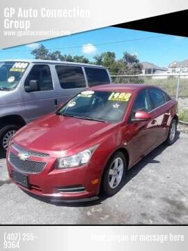 2011 Chevrolet Cruze for sale at GP Auto Connection Group in Haines City FL