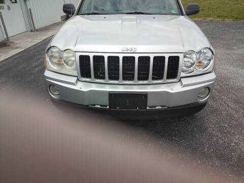 2007 Jeep Grand Cherokee for sale at Precision Glass, Inc. in Christiansburg VA