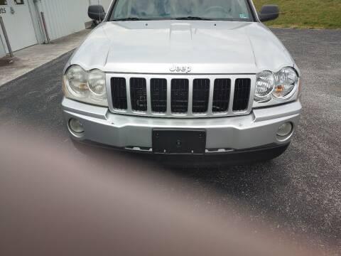 2007 Jeep Grand Cherokee for sale at Precision Glass, Inc. in Christiansburg VA
