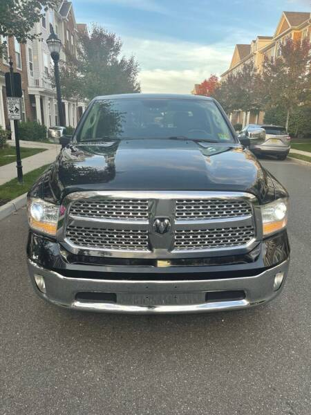2016 RAM Ram Pickup 1500 for sale at Pak1 Trading LLC in South Hackensack NJ