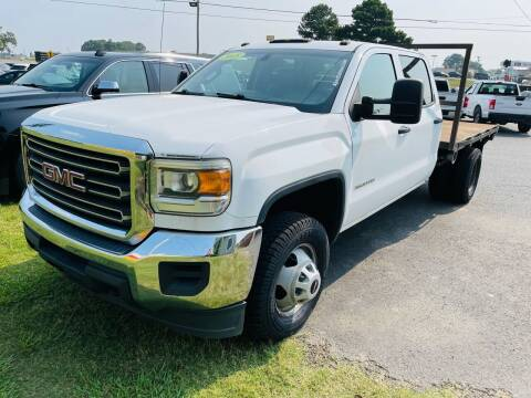 2015 GMC Sierra 3500HD for sale at BRYANT AUTO SALES in Bryant AR