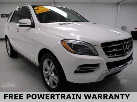 2015 Mercedes-Benz M-Class for sale at Sports & Luxury Auto in Blue Springs MO