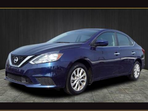 2019 Nissan Sentra for sale at Credit Connection Sales in Fort Worth TX