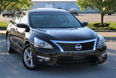 2015 Nissan Altima for sale at Big O Auto LLC in Omaha NE