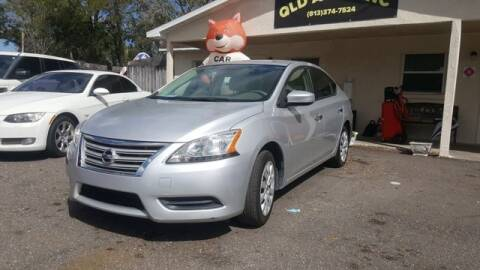 2013 Nissan Sentra for sale at QLD AUTO INC in Tampa FL