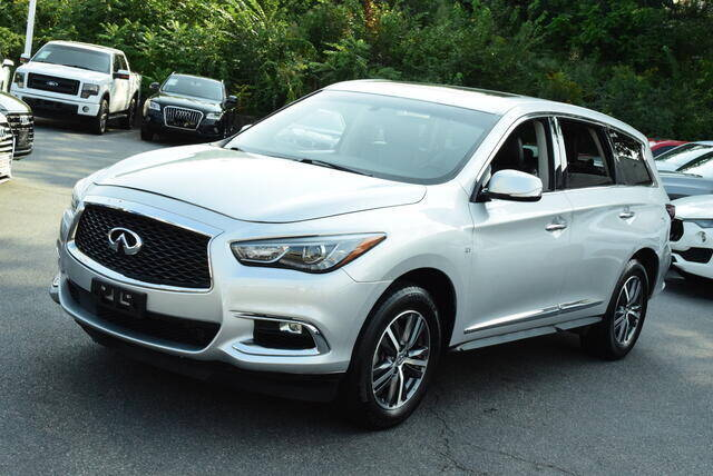 2018 Infiniti QX60 for sale at Automall Collection in Peabody MA