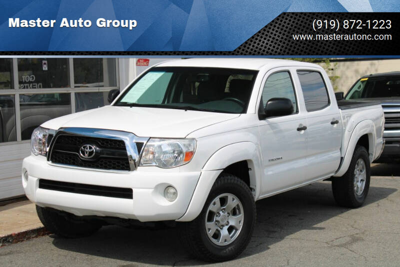 2011 Toyota Tacoma for sale at Master Auto Group in Raleigh NC