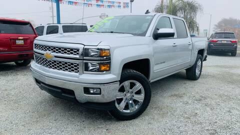 2015 Chevrolet Silverado 1500 for sale at LA PLAYITA AUTO SALES INC - Tulare Lot in Tulare CA