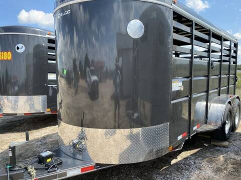 2021 DELCO  - STOCK  16 X 6.6 X 6' for sale at LJD Sales in Lampasas TX