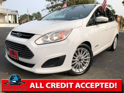 2015 Ford C-MAX Hybrid for sale at World Class Auto Exchange in Lansdowne PA