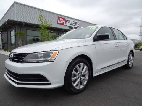 2015 Volkswagen Jetta for sale at Wholesale Direct in Wilmington NC