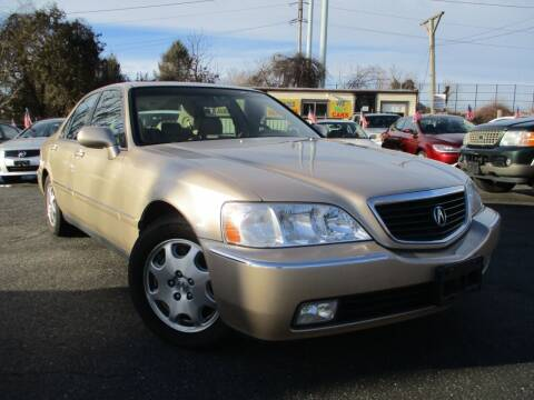 1999 Acura RL for sale at Unlimited Auto Sales Inc. in Mount Sinai NY