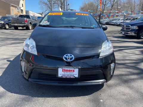2015 Toyota Prius for sale at Elmora Auto Sales in Elizabeth NJ