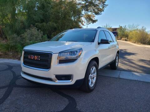 2014 GMC Acadia for sale at BUY RIGHT AUTO SALES in Phoenix AZ