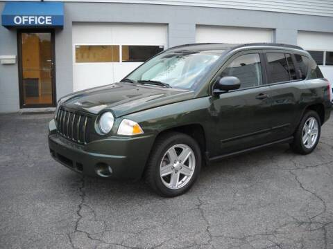 2008 Jeep Compass for sale at Best Wheels Imports in Johnston RI