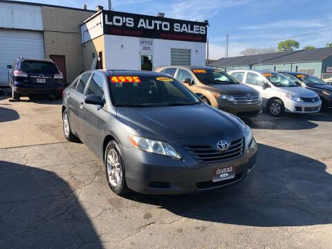2007 Toyota Camry for sale at Lo's Auto Sales in Cincinnati OH