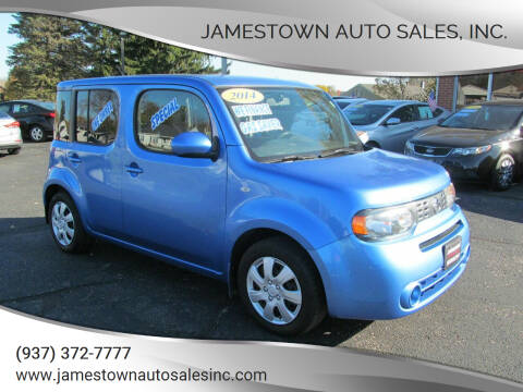 2014 Nissan cube for sale at Jamestown Auto Sales, Inc. in Xenia OH