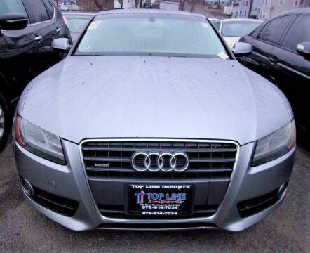 2010 Audi A5 for sale at Top Line Import in Haverhill MA