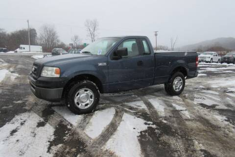 2006 Ford F-150 for sale at Clearwater Motor Car in Jamestown NY