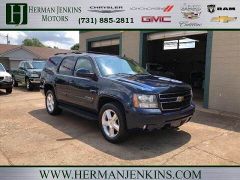 2007 Chevrolet Tahoe for sale at Herman Jenkins Used Cars in Union City TN