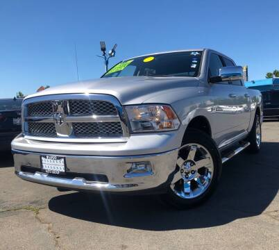 2009 Dodge Ram Pickup 1500 for sale at LUGO AUTO GROUP in Sacramento CA
