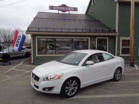 2013 Volvo C70 for sale at SCHURMAN MOTOR COMPANY in Lancaster NH