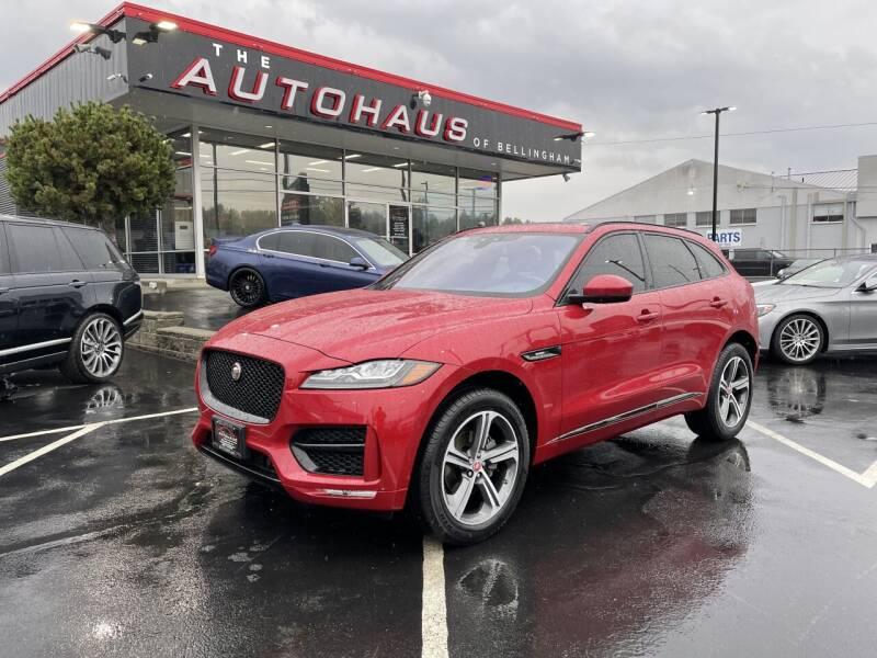 2018 Jaguar F-PACE for sale in Bellingham, WA
