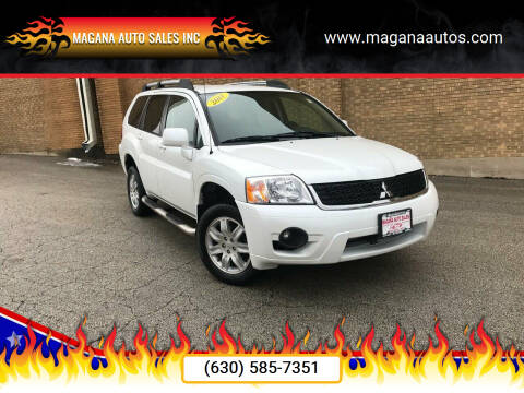 2011 Mitsubishi Endeavor for sale at Magana Auto Sales Inc in Aurora IL