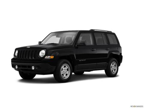 2014 Jeep Patriot for sale at BORGMAN OF HOLLAND LLC in Holland MI