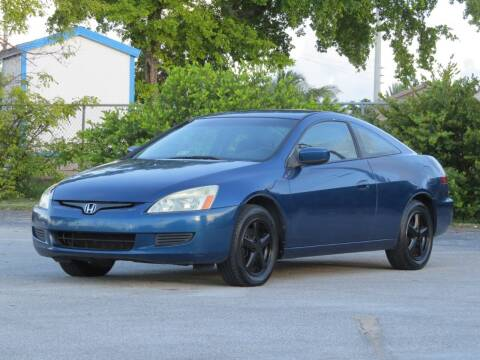 2005 Honda Accord for sale at DK Auto Sales in Hollywood FL