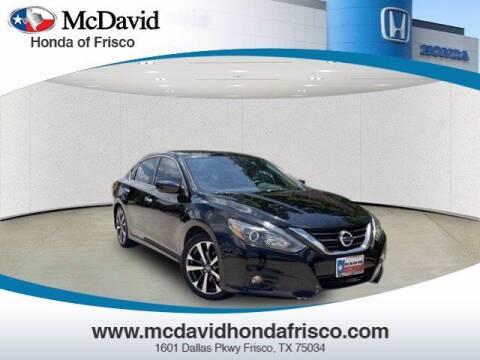 2016 Nissan Altima for sale at DAVID McDAVID HONDA OF IRVING in Irving TX