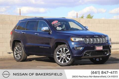 2018 Jeep Grand Cherokee for sale at Nissan of Bakersfield in Bakersfield CA