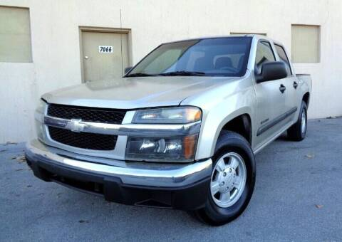 2004 Chevrolet Colorado for sale at Selective Motor Cars in Miami FL