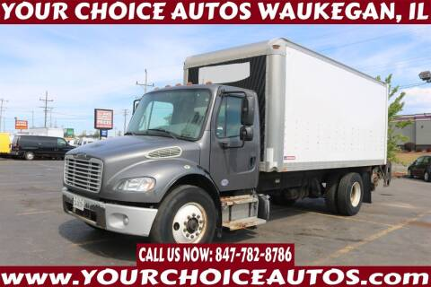 2014 Freightliner M2 106 for sale at Your Choice Autos - Waukegan in Waukegan IL